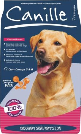 Canille Premium para cães adultos