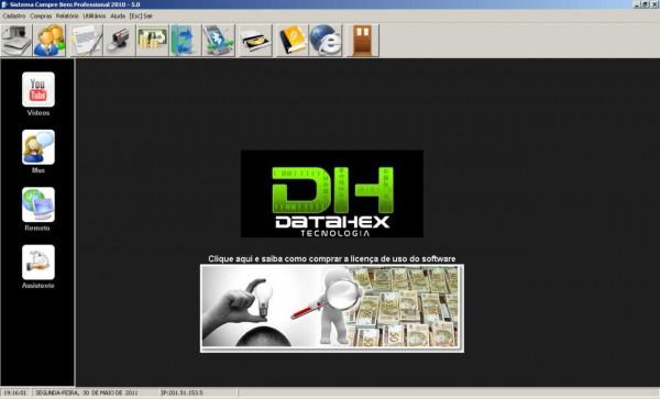 DataHex Compre Bem Professional