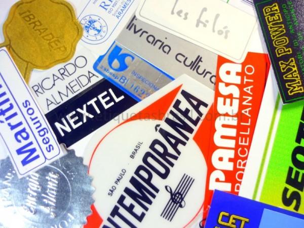 Etiquetas Adesivas - Etiquetas Brasil