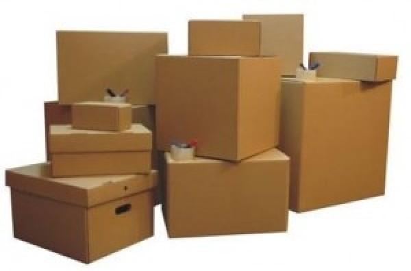 Caixas e embalagens de papelão