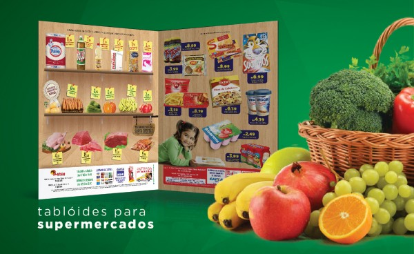 Tabloides de Ofertas para Supermercados
