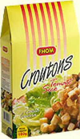 Croutons / Torradas - Linha Fhom