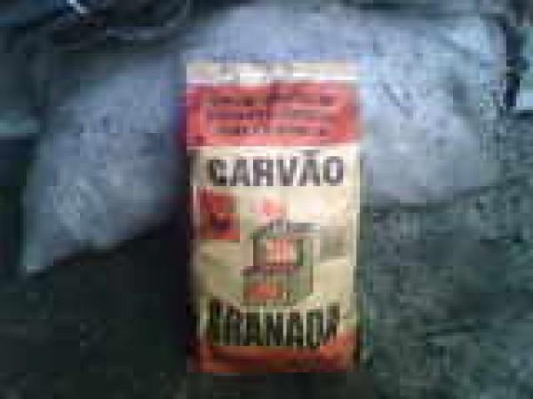 Carvão vegetal especial para churrasco  - GRANADA