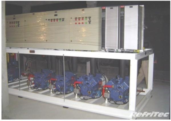 Central de Refrigeração - RACK
